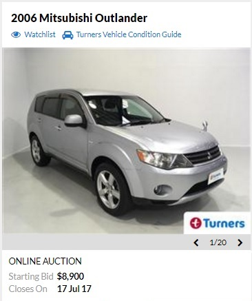 Cars On Line >> Turners Online Auction Buy Cars Online Online Auctions
